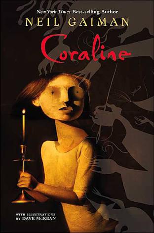 Sintetizando: Coraline – NeilGaiman