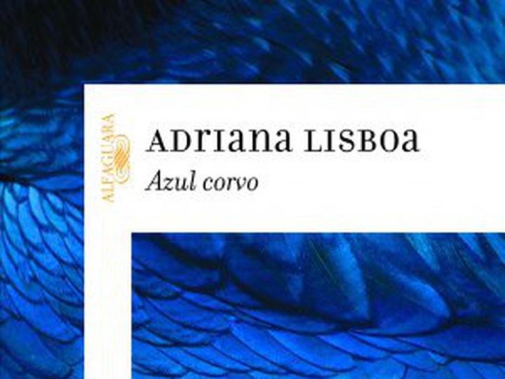 Sintetizando: Azul Corvo – AdrianaLisboa