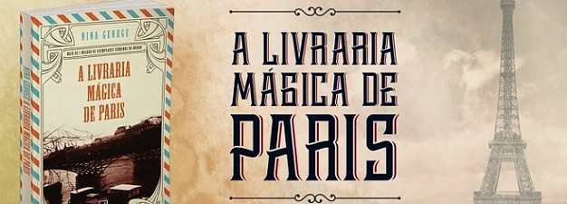 Sintetizando: A Livraria Mágica de Paris – NinaGeorge
