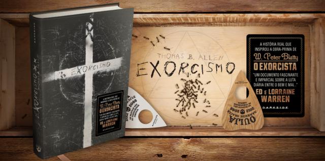 Sintetizando: Exorcismo – Thomas B.Allen