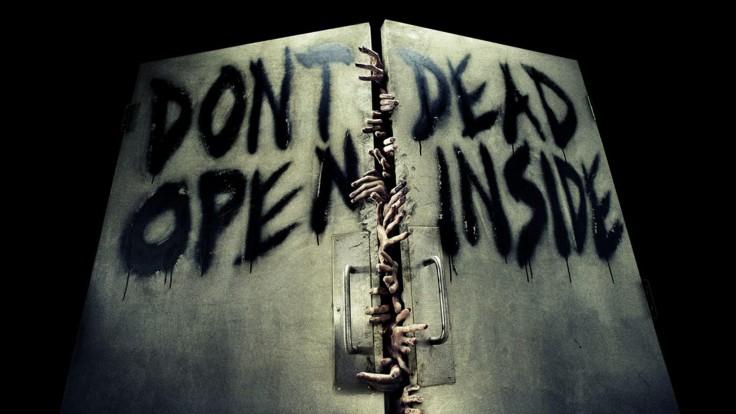 the walking dead dont open