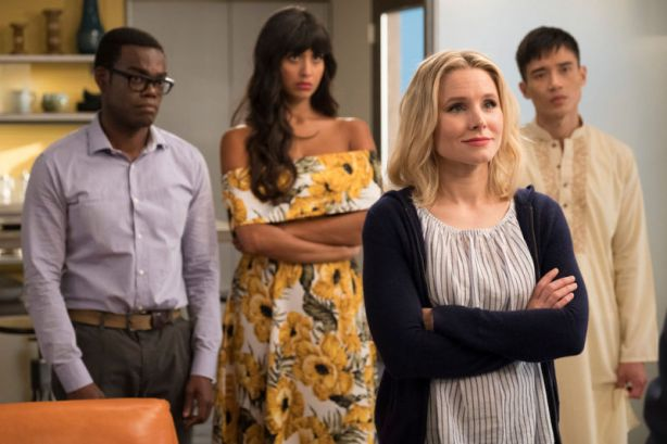 the good place eleanor