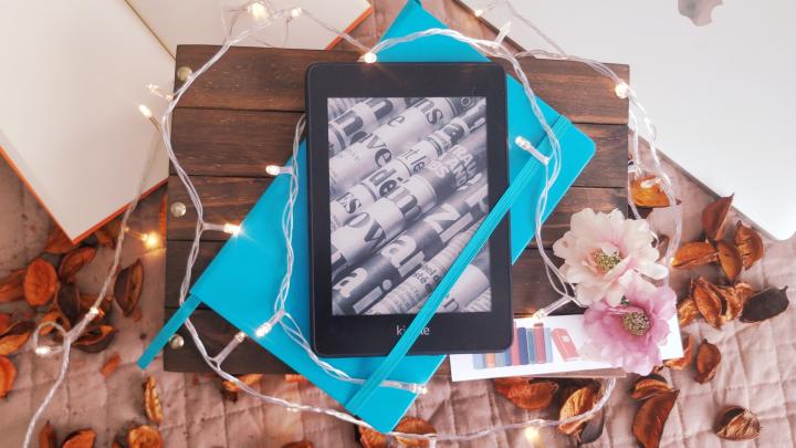 Indicações de livros no KindleUnlimited