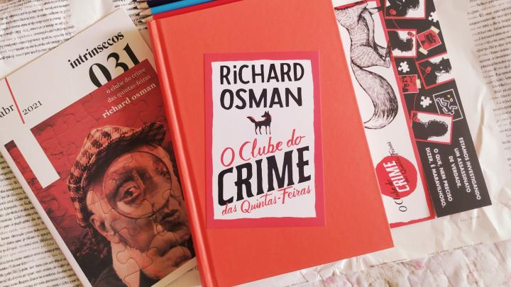 Resenha: O Clube do Crime dasQuintas-feiras